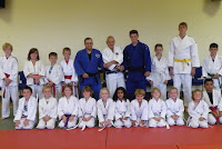 Judo club on the up