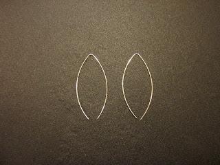 Two graceful V shapes