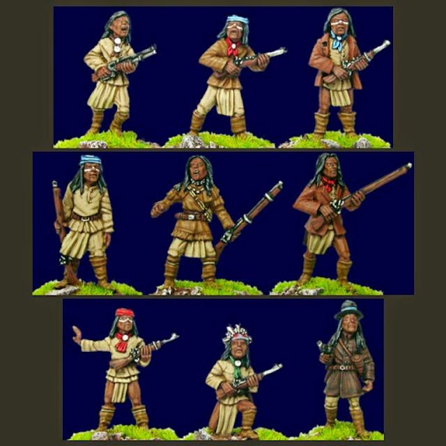 Apaches de Artizan