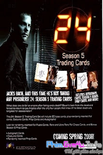24 Giờ Chống Khủng Bố Season 5 - 24 Hours Season 5 - 2006