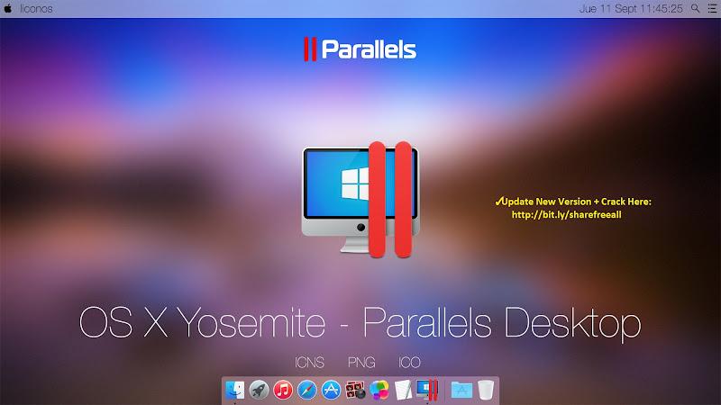 parallels desktop 10 keygen mac