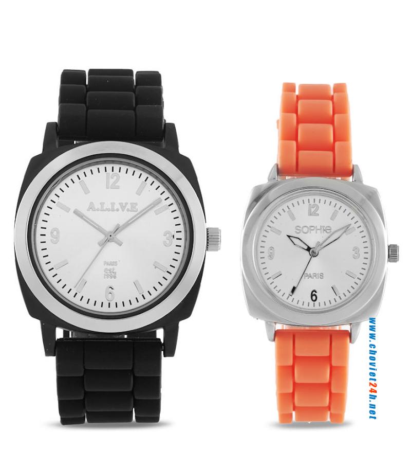 Đồng hồ đôi Sophie Couple Senne - CPU22