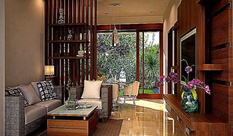 Desain Interior dan Eksterior Rumah Minimalis Type 45 Arsitek & Desain Interior Rumah | Gallery Taman Minimalis