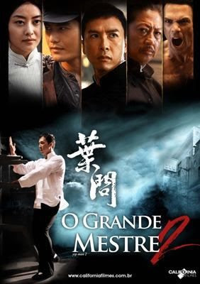 Download - O Grande Mestre 2 - DVDRip AVI Dual Áudio
