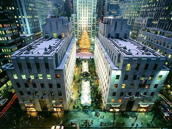 Nueva York, Rockefeller Center