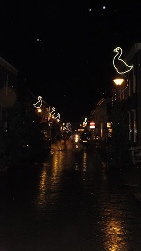 Sfeerverlichting Grotestraat