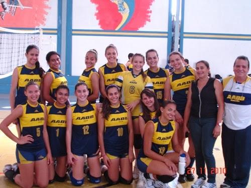 RN: AABB é a campeã do Campeonato Estadual de Voleibol