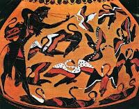 Οι Στυμφαλίδες όρνιθες, δηλαδή τα «πουλιά της Στυμφαλίας», ήταν ανθρωποφάγα πουλιά με χάλκινα ράμφη, νύχια και φτερά, των οποίων η εξόντωση ήταν ο έκτος άθλος του Ηρακλή.