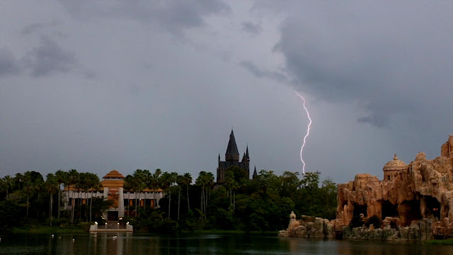 Hogwarts Orlando Lightning
