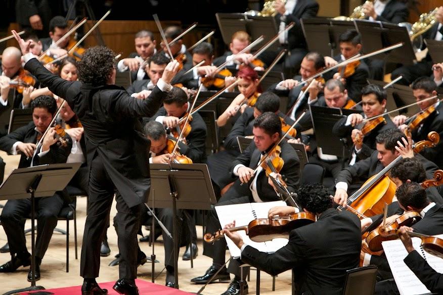 Durante el segundo concierto, los músicos ofrecieron una intensa interpretación de la 5ta sinfonía de Mahler