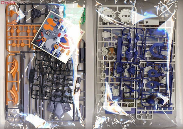Các chi tiết nhựa tinh xảo sắc nét được sản xuất tại Nhật Bản