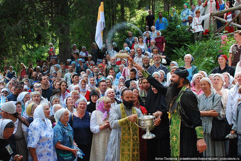 Kirche: Лица в Православии