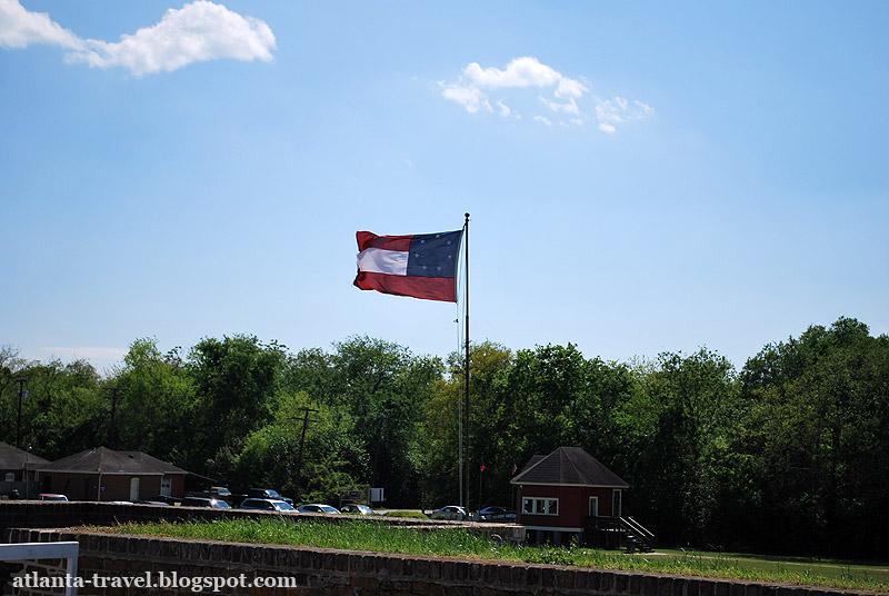 Форт Джексон, Саванна, Джорджия