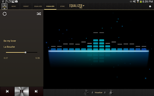 Equalizer + Pro (Music Player) for Android