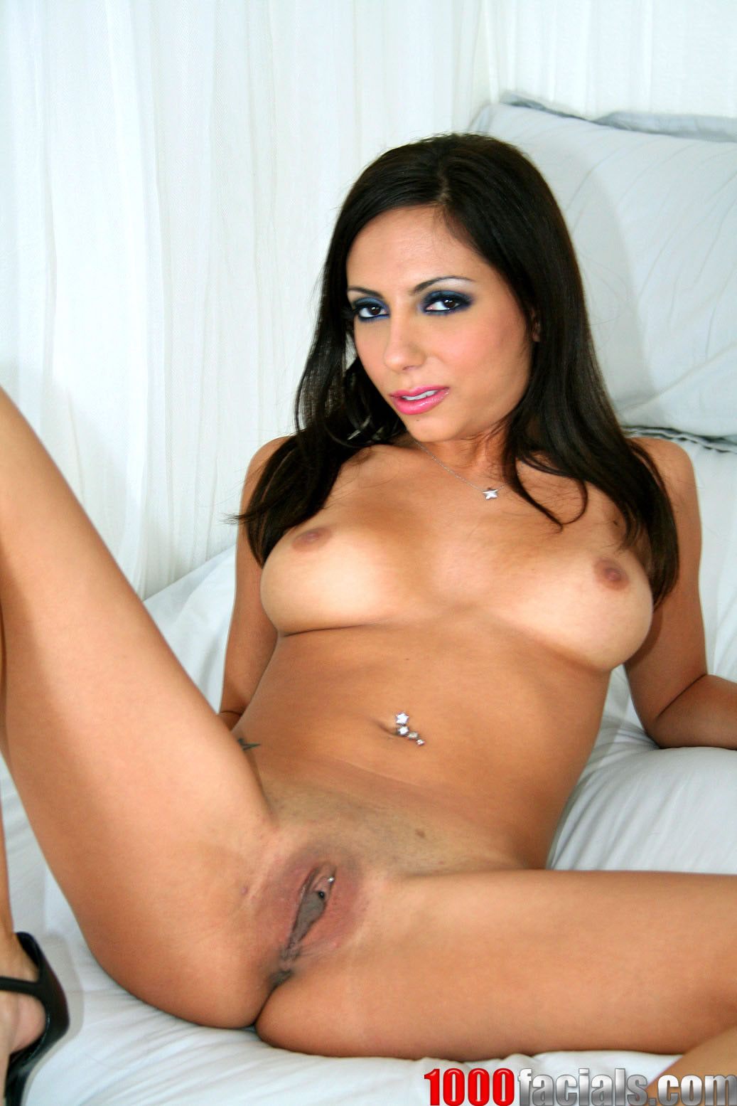 Aletta ocean riding a big dick anally 9