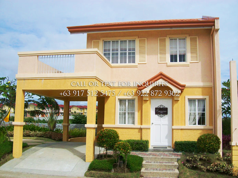 Photos of CARMINA DOWNHILL - Camella Alta Silang | House and Lot for Sale Silang Cavite