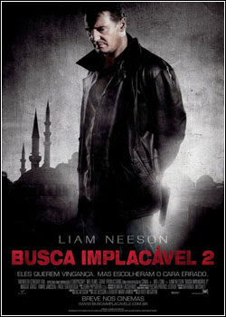 Busca Implacável 2 – DVDRip AVI + RMVB Legendado
