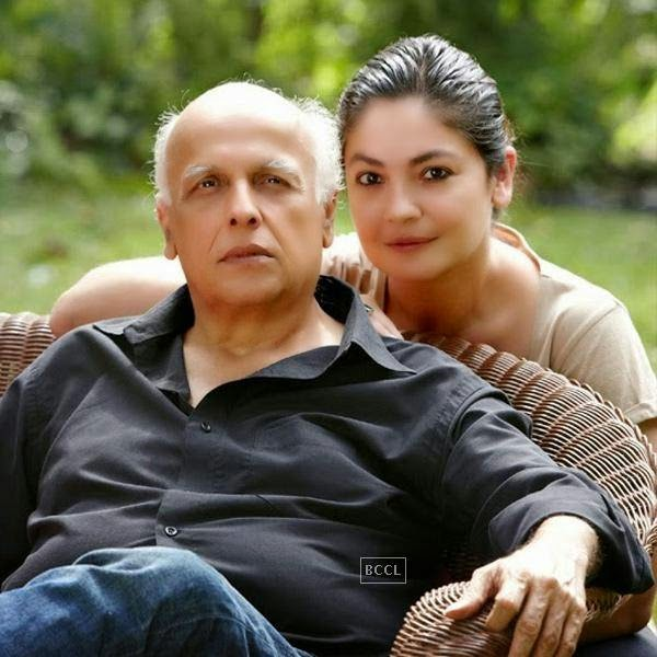Pooja Bhatt was born to Mahesh Bhatt and Kiran Bhatt (born Loraine Bright).  Mahesh and Kiran's marriage ended when Bhatt had an affair with the glamorous actress of the 1970s, Parveen Babi.