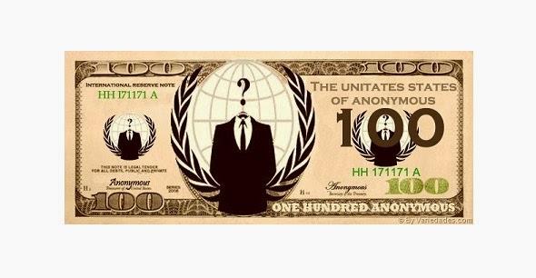 Os anônimos dominaram o mundo e agora?