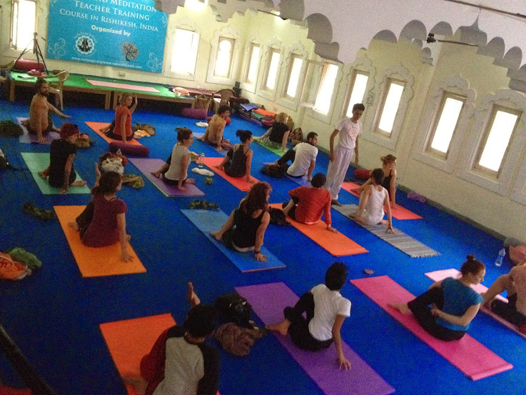 Morning Yoga Class by Yogi Kamal