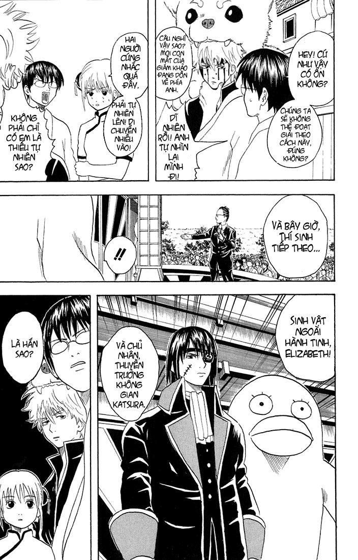 Gintama Chap 20 page 9 - Truyentranhaz.net