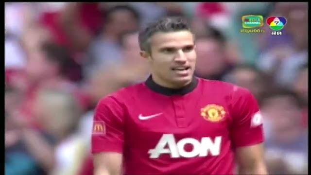 Robin Van Persie, Manchester United - Wigan