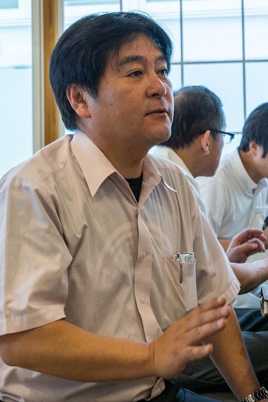 日本醤油工業株式会社・相木敏告さん
