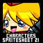 bazooka grenadier Character Sprites