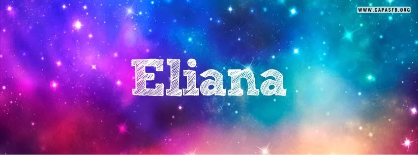 Capas para Facebook Eliana