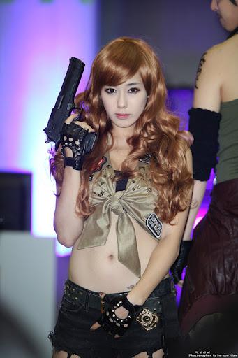Nữ chiến binh gợi cảm của Metro Conflict: Presto 5