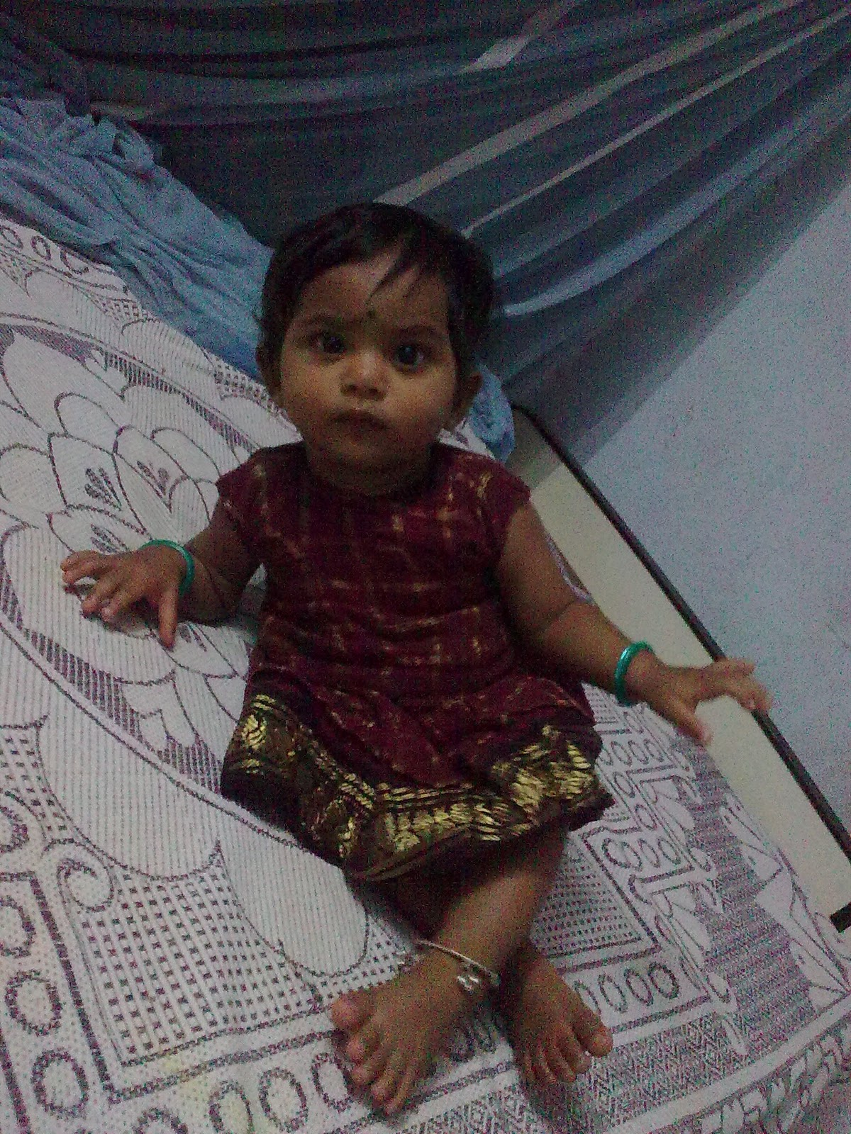 cute babies: cute indian baby style