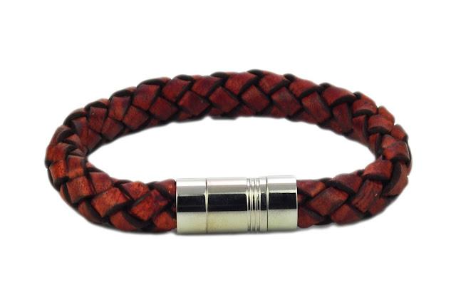 BraceletD 2 - Genuine Leather Bracelets and Keychains