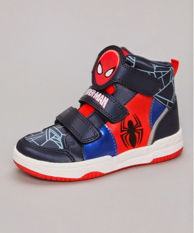 Character Kicks Spiderman High tops