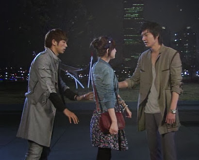 Im Seul Ong, Choi Eun Seo, Lee Min Ho