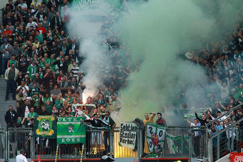 Werder Bremen 140811_324