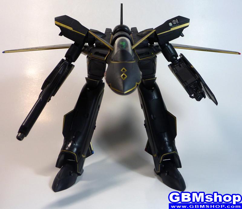 Macross VF-X VF-19A Black Excalibur GERWALK Mode