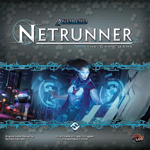 Igrali smo: Android: Netrunner