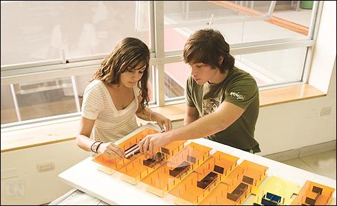 Upn brinda tres nuevas carreras arquitectura administraci n y telecomunicaciones agencia de - Carrera de arquitectura de interiores ...