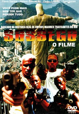 Filme Poster Sossego: O Filme DVDRip XviD & RMVB Nacional