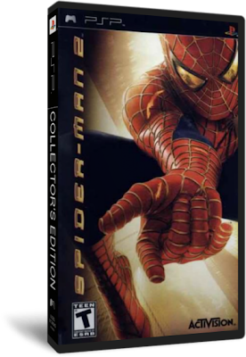 Spiderman 2 [Full] [PSP] [FS]