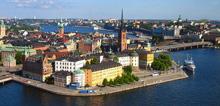 Stockholm, Sweden archipelago