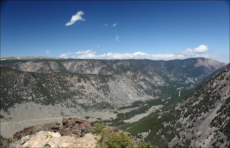 Rock Creek Vista Point