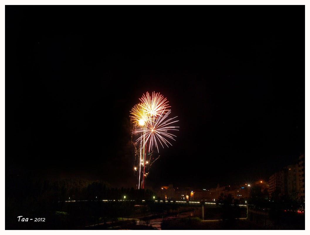 Fuegos artificiales - Fiestas de mayo en Lleida IP5101900
