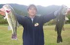 10位 野村武史選手(46039) 4本 2,620g 2011-10-28T01:08:11.000Z