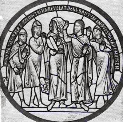 Les vitraux  du XIIIéme siècle . Glencairn_Museum