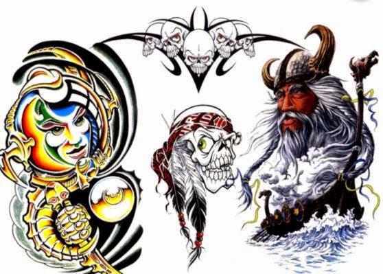 Free Tattoo Designer Online With Flash Designs
