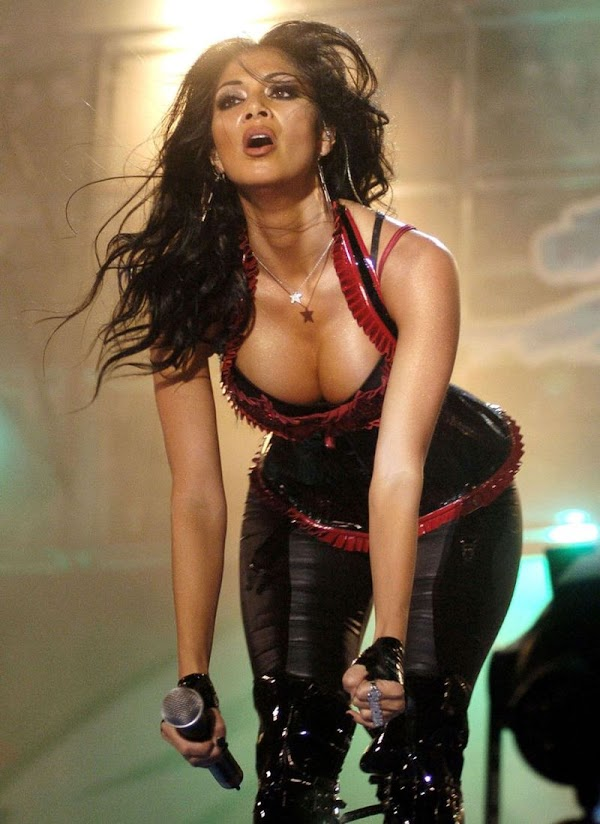 Hot Star Nicole Scherzinger(pretty-2photos)2