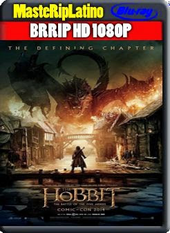 El Hobbit: La batalla de los cinco ejércitos BRRIP 1080p Latino