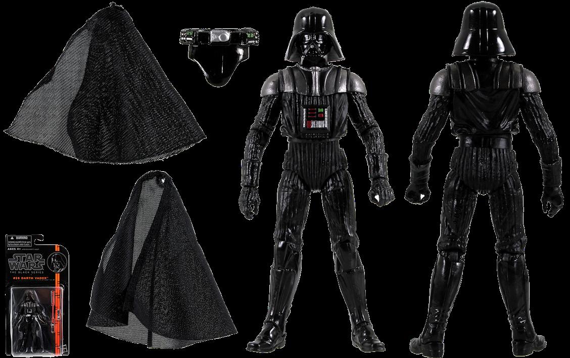 "Black Series 3,75/"": Darth Vader Royal Guard Sandtrooper Snowtrooper Commander"
