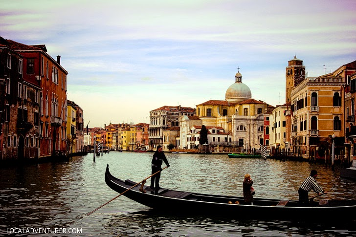 Venice Italy (25 Places to Visit Before They Disappear).